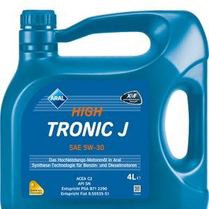 Aral HighTronic J SAE 5W-30 4 л